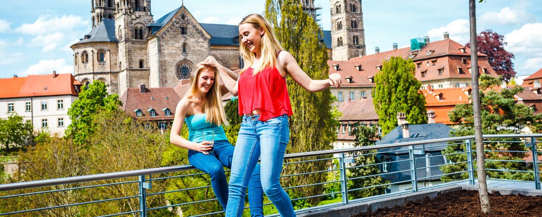 Freu sein in Bamberg