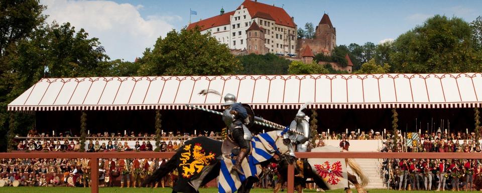 Reiseangebote Landshut im Balsschlösschen