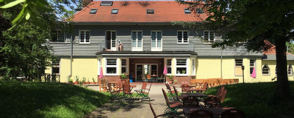 """Youth hostel Weimar - """"Maxim Gorki Youth Hostel"""""""
