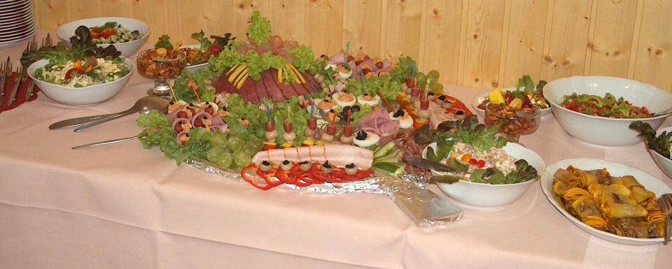 "Catering at Weimar - ""Maxim Gorki Youth Hostel"""