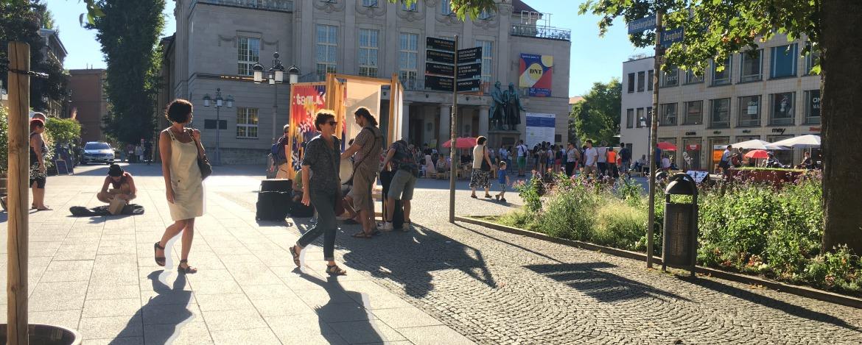 """Activities at Weimar - """"Maxim Gorki Youth Hostel"""""""