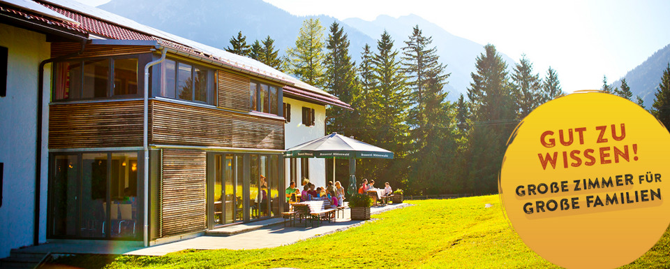 Youth hostel Mittenwald
