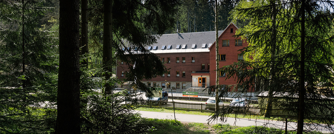 "Youth hostel Neudorf ""Am Fichtelberg"""