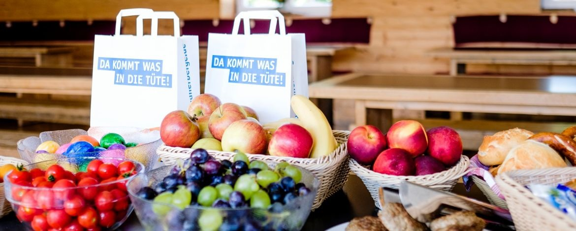 Catering at Schliersee