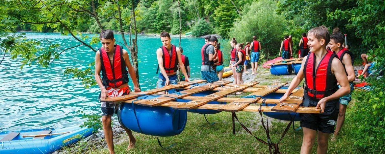 Klassenfahrten Walchensee
