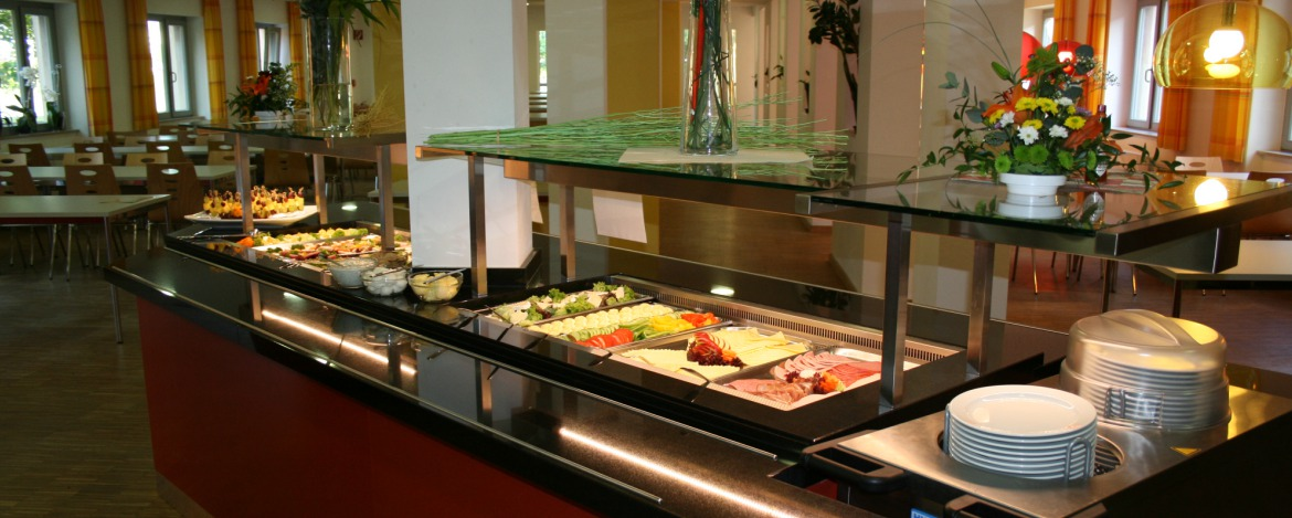 Catering at Mannheim International