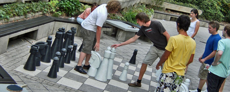 Activities at Baden-Baden