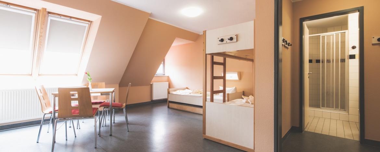 Erlebnispädagogische Angebote im Lutherhaus