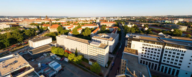 """Youth hostel Dresden """"Jugendgästehaus"""""""