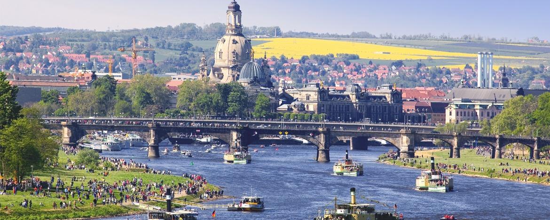 """Reiseangebote Dresden """"Jugendgästehaus"""""""
