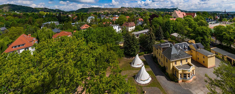 Youth hostel Dresden-Radebeul
