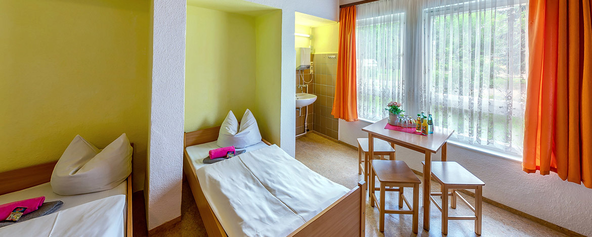 Youth hostel Dresden-Radebeul