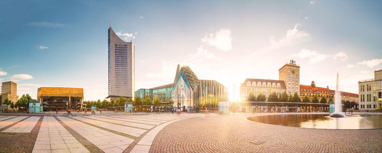 Gruppenreisen Leipzig