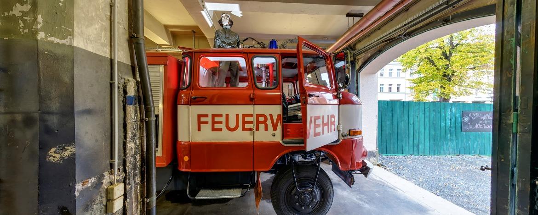 """Youth hostel Plauen """"Alte Feuerwache"""""""