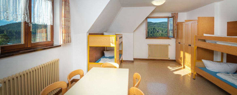 Ausstattung Schluchsee-Wolfsgrund