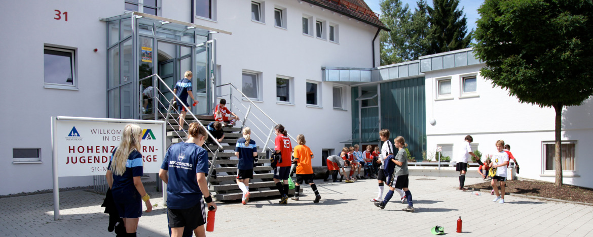 Youth hostel Sigmaringen