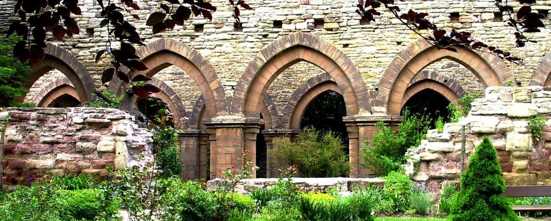 Kloster Memleben
