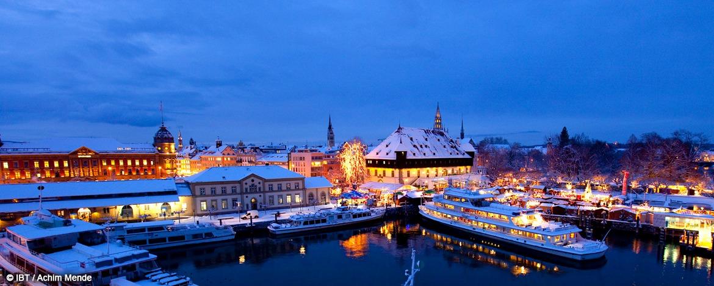 Weihnachtsmarkt in Konstanz