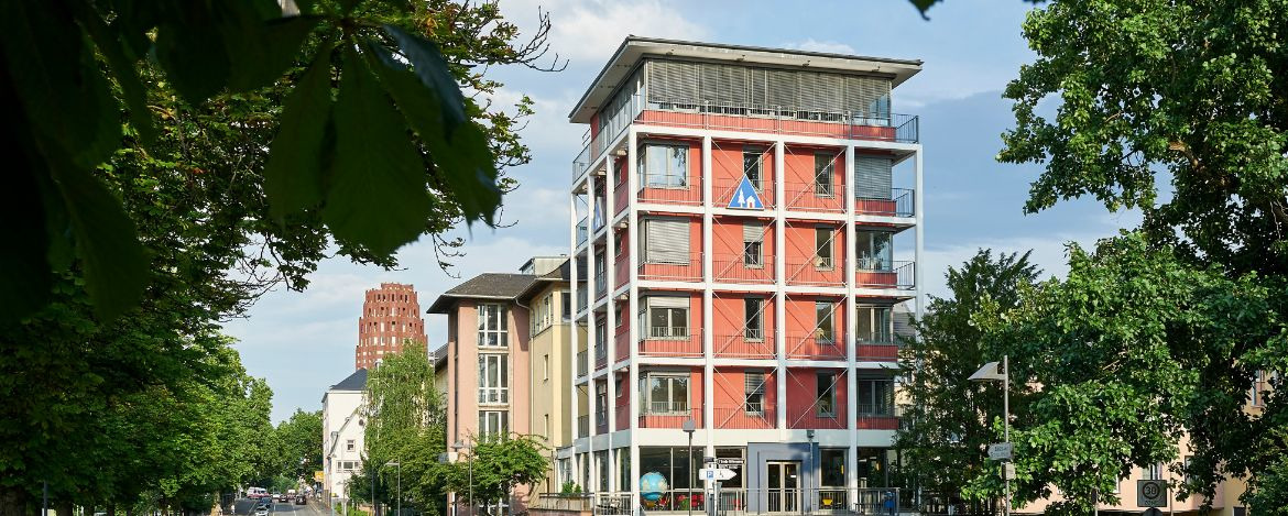 Youth hostel Frankfurt