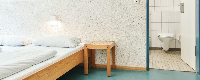 Caféteria mit Billardtisch