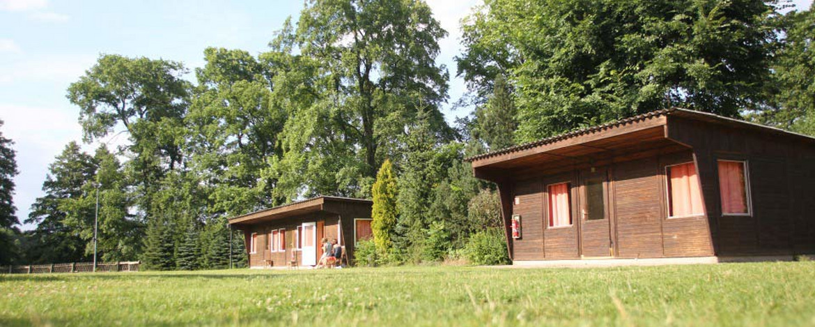 Youth hostel Köriser See with campsite