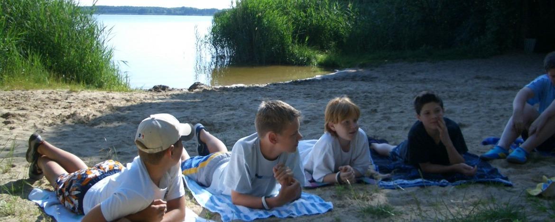 Freizeit-Tipps Köriser See mit Zeltplatz