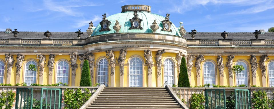 Reiseangebote Potsdam