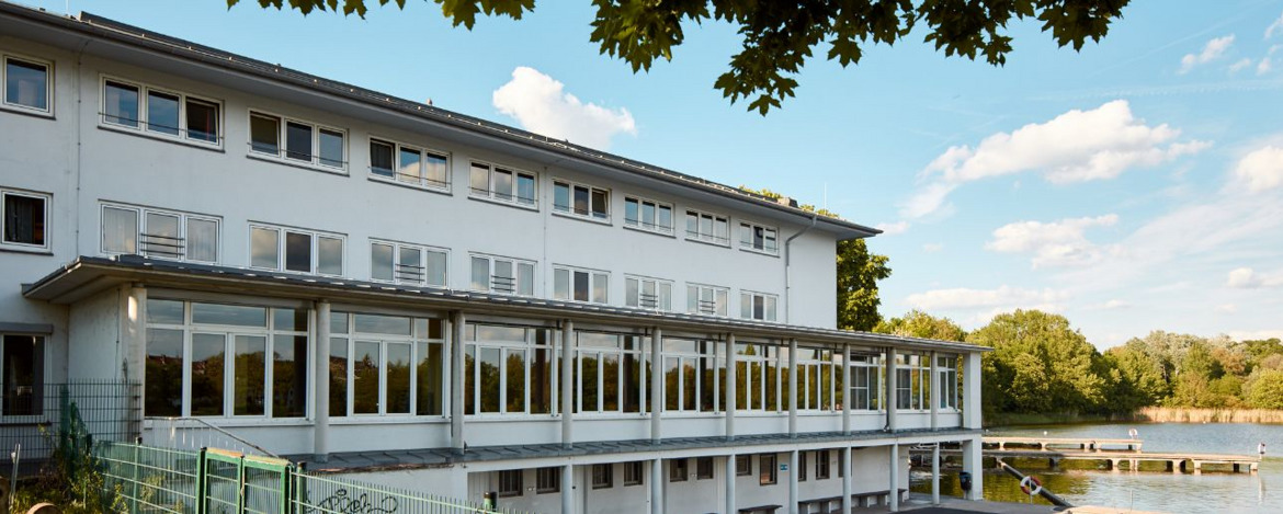 Youth hostel Darmstadt