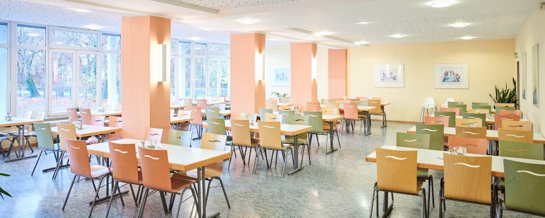 Salatbar in Darmstadt