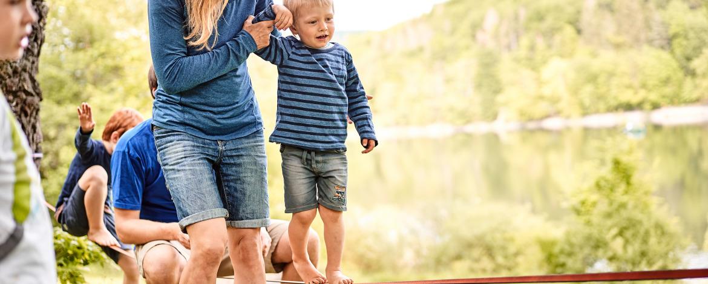 Familienurlaub Hohe Fahrt am Edersee