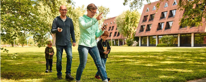 Familienurlaub Eschwege