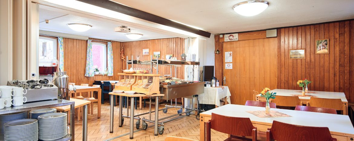 Youth hostel Gersfeld