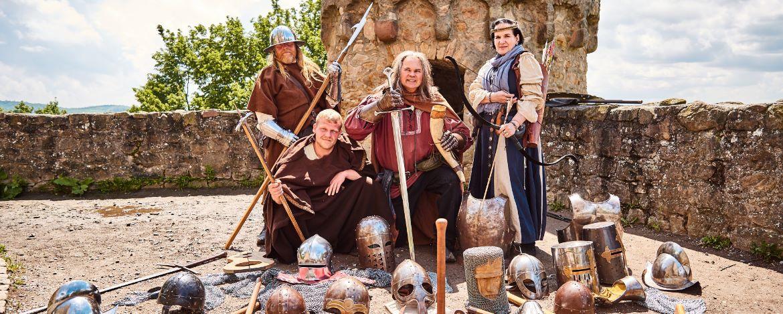 Freizeit-Tipps Starkenburg / Heppenheim