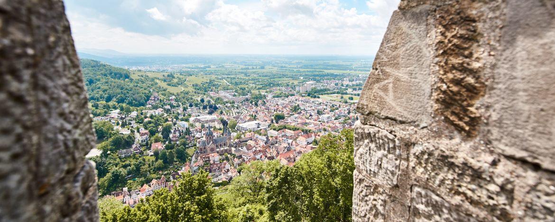Familienurlaub Starkenburg / Heppenheim