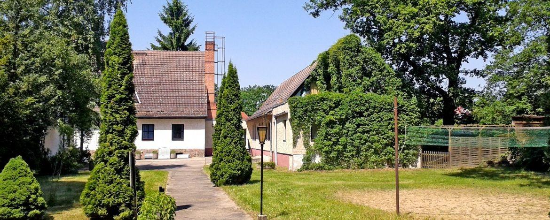 Das Haus 2 der Jugendherberge Dessau
