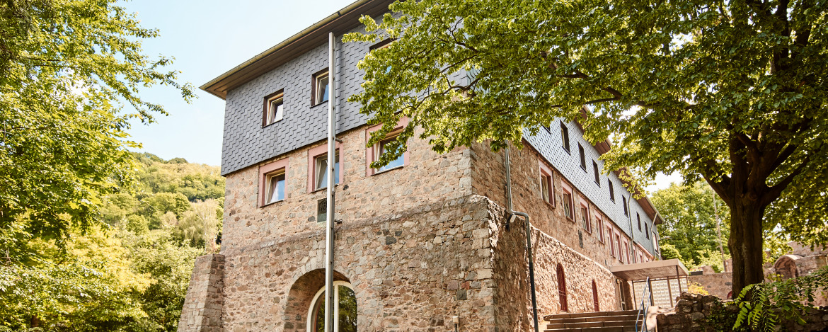 Youth hostel Zwingenberg