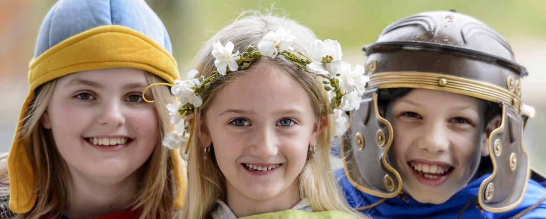 Auf den Spuren der Römer im Erlebnismuseum RömerWelt