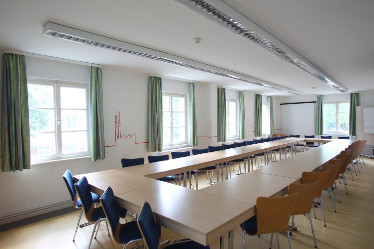 Meeting and rehearsal rooms Ravensbrück
