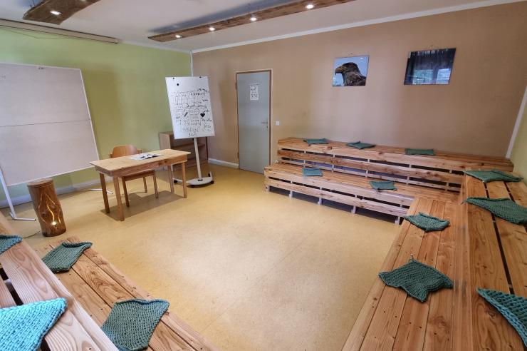 Tagungs- und Proberäume Ravensbrück
