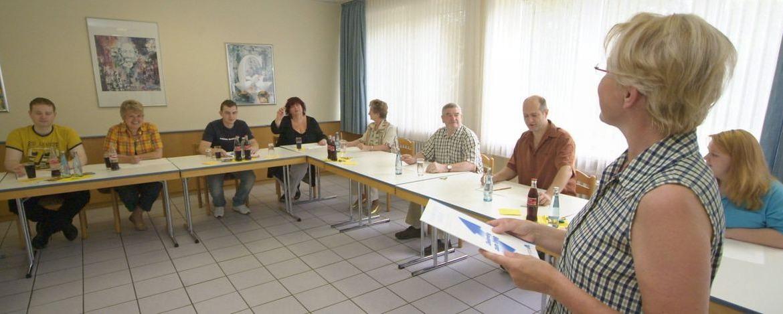 Seminar in der Jugendherberge Bad Ems