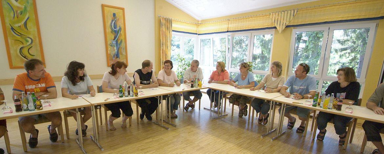 Tagung in der Jugendherberge Bad Marienberg