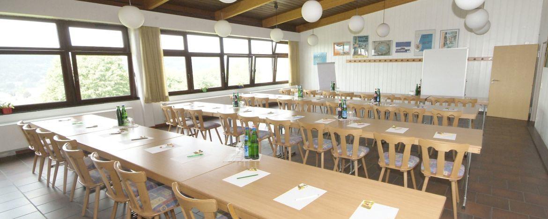 Seminarraum der Jugendherberge Gerolstein