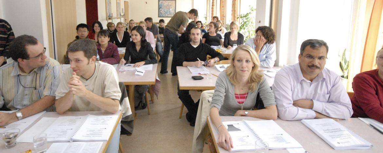 Seminar in der Jugendherberge Hermeskeil