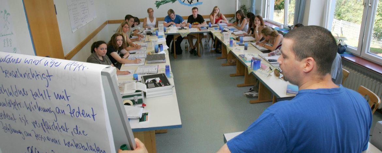 Tagung in der Jugendherberge Idar-Oberstein