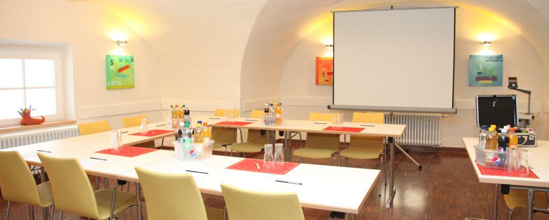 Tagungsraum der Jugendherberge Koblenz
