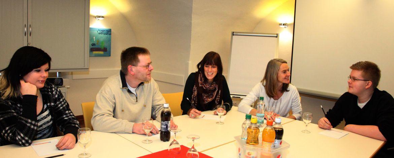 Tagung in der Jugendherberge Koblenz