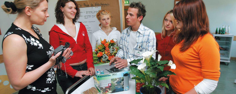 Workshop in der Jugendherberge Neustadt