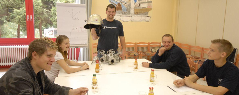 Seminar in der Jugendherberge Saarbrücken