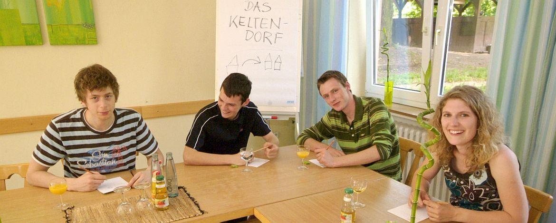 Tagung in der Jugendherberge Steinbach