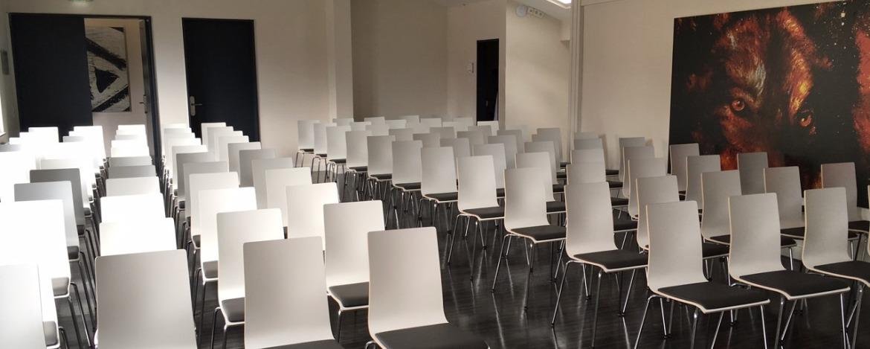 Seminarraum der Jugendherberge Wolfstein